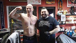 Bobisti si nechali udělat olympijská tetování