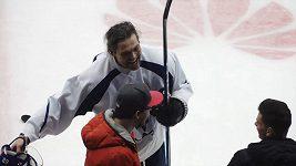 Jágr poprvé promluvil po návratu z Calgary