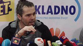 Jaromír Jágr v sobotu nastoupí proti svému vrstevníkovi Petru Nedvědovi