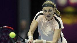 Sestřih utkání Kvitová - Ostapenková v Petrohradu