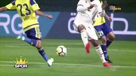 Neuvěřitelný gól do vlastní sítě