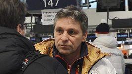 Hokejová reprezentace bude v dějišti olympiády brzy komplet