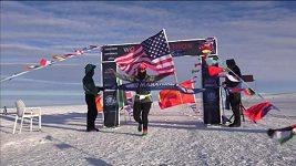 Ultimátní závod: Sedm maratónů za sedm dnů na sedmi kontinentech