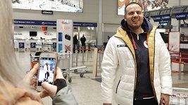 Dodatečně nominovaný lyžař Jan Hudec bere olympiádu jako dar.