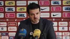 Trenér Sparty Stramaccioni už má o sestavě pro úvod jara jasno.