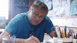 Sáňkař a kreslíř Petr Urban má z olympijských her řadu zajímavých historek. V současnosti se pokouší o nový rekord
