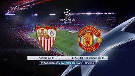 Sestřih Sevilla - Man United