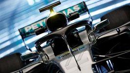 Mercedes představuje vůz pro novou sezónu 2018