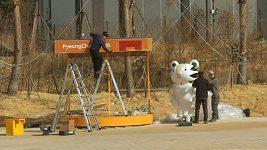 Z Pchjongčchangu odjíždějí lidé, začíná likvidace olympiády