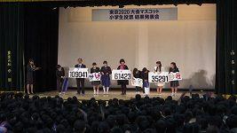 OH v Tokiu - představení maskotů