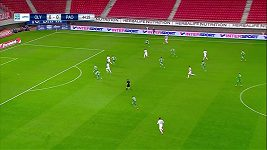 Kontroverzní penalta v řecké lize