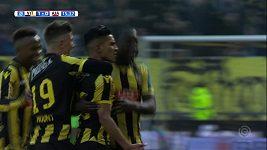Ajax a jeho propadák s Vitesse