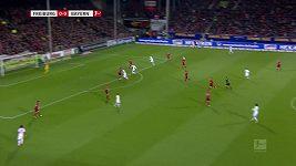 Sestřih zápasu Freiburg - Bayern Mnichov