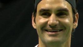 Federer a Gates na kurtu