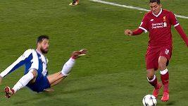 Sestřih duelu Liverpool - Porto