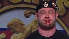 Michajl Šivljakov zvedl na Arnold Strongman Classic 426 kilo