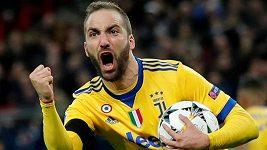 Sestřih utkání Tottenham - Juventus