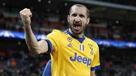 Sestřih zápasu Tottenham - Juventus