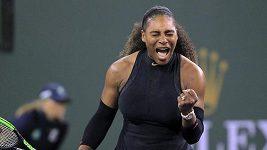 Vítězný návrat Sereny Williamsové