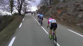 Sestřih 6. etapy závodu Paříž-Nice