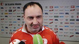 Trenéra Trpišovského čeká jeho první derby. Pavel Havel už jedno zažil jako hráč, proseděl ho ale na lavičce