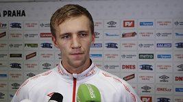 Výhra nad Olomoucí nás hodně nakopla, říká před derby se Spartou slávistický záložník Tomáš Souček.
