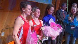 V běhu na Eiffelovku obsadila mezi ženami druhé místo Češka Zuzana Krchová