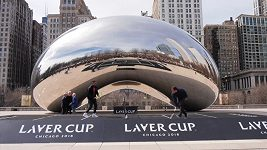 Federer před Laver Cupem