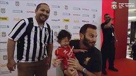 Liverpoolské legendy v Jakartě