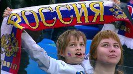 Ruští fanoušci údajně rasisticky uráželi francouzské fotbalisty