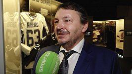 Tomáš Král promluvil o novém složení realizačního týmu národního mužstva