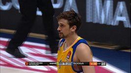 Basketbalisté Fenerbahce porazilo v Evropské lize Chimki