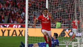 Benfica doma vyhrála i bez maskota