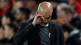 Sestřih duelu fotbalové Ligy mistrů Liverpool - Manchester City