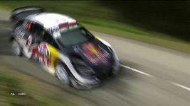 Korsickou rallye vyhrál šampión Ogier