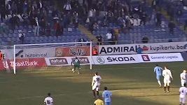 Brankář v Bosně dal gól