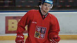 Milovník vaření David Kaše se chce porvat o hokejové mistrovství světa