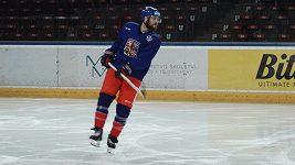 Obránce Michal Jordán doléčil zranění a teď chce medaili z mistrovství světa