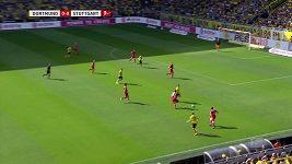 Sestřih duelu Dortmund - Stuttgart
