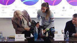 Karolína Plíšková chce uspět na turnaji v Praze a věří, že se ve zbytku sezóny zlepší