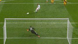Fotbal Real - Juventus