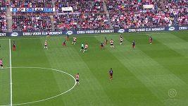 PSV Eindhoven slaví titul v nizozemské lize