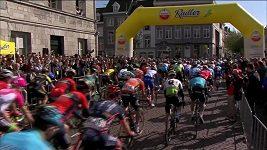 Sestřih závodu Amstel Gold Race