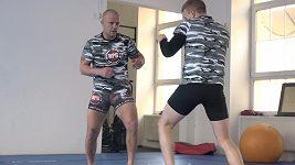 První stovkař mezi českými bojovníky MMA. Jaroslav Číňan Poborský