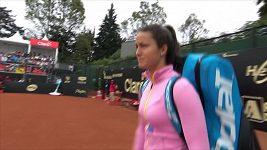 Slovenská tenistka Schmiedlova zlomila sérii porážek