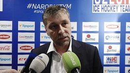 Trenér Josef Jandač vysvětluje, proč na další přípravu hokejové reprezentace povolal tolik hráčů