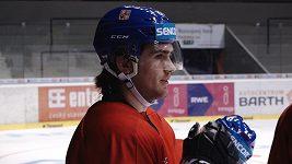 Hokejoví mladíci se rvou o místo v reprezentačním A týmu. Pojedou na MS?