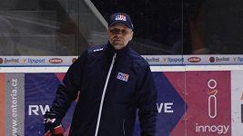 Trenér Josef Jandač končí u české hokejové reprezentace