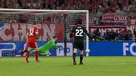Sestřih prvního semifinále LM Bayern - Real
