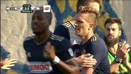 První gól Bořka Dočkala v MLS.